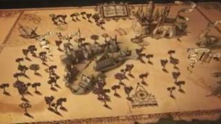 Ollivander's Wand Shop Trailer