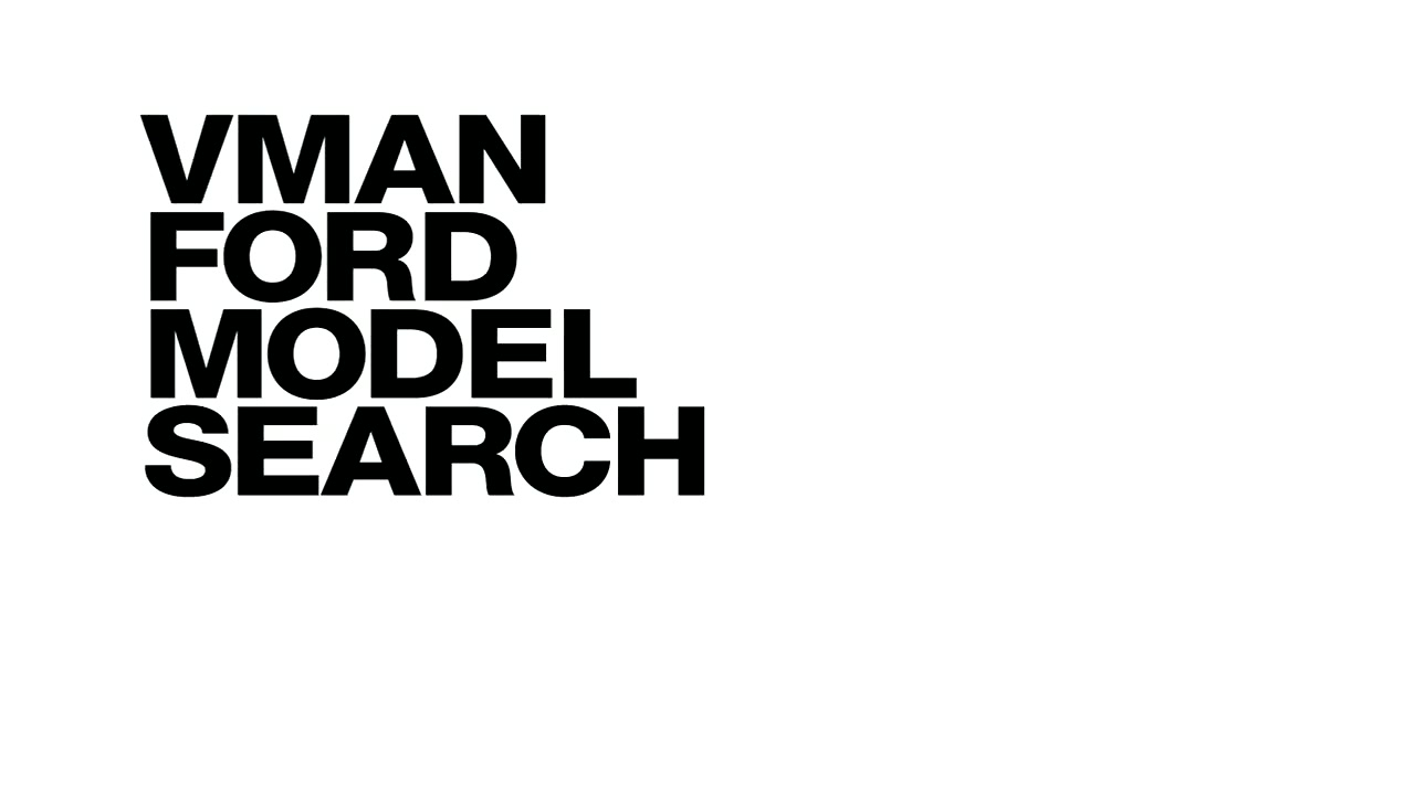 VMAN FORD MODEL SEARCH