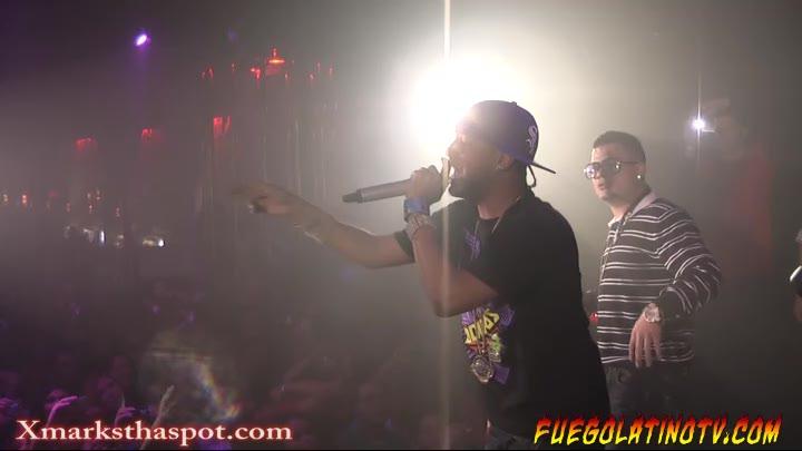 Jowell y Randy on Fuego Latino