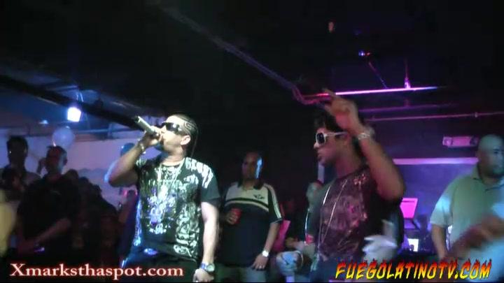 RKM y Ken Y on Fuego Latino
