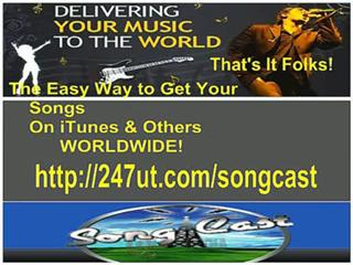 HOW TO GET YOUR MUSIC ON ITUNES THE EASY WAY!