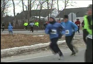 Video 1 of 2010 Mid Winter 10 Miler