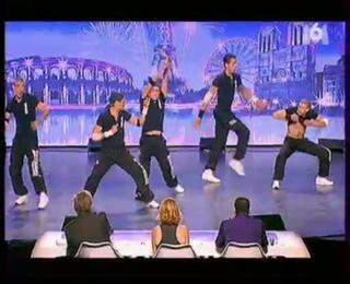 """ECHOS-LIES """"la france a un incroyable talent"""" 2009 Audition"""