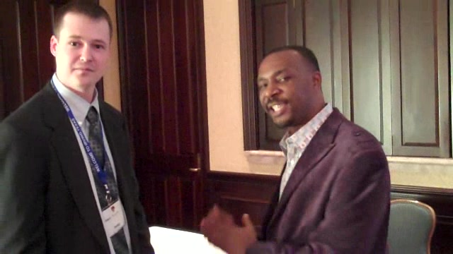 Cedrick Harris Interview By Network Marketer Robert Phillips