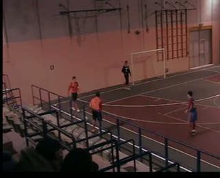 Futsal U18: Bernalda 4 - Shaolin Soccer 8
