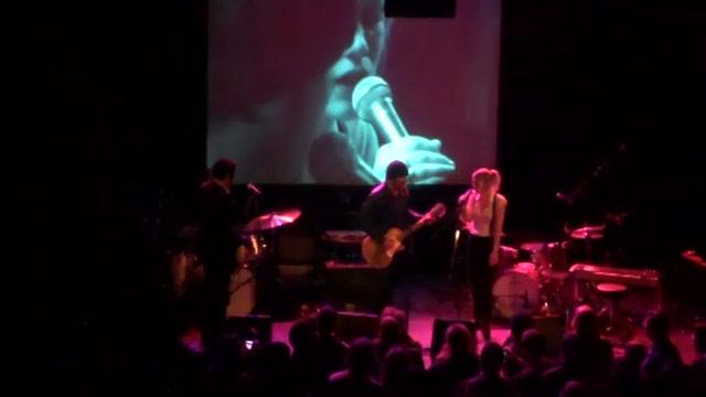 The Maker - Daniel Lanois Black Dub Bowery Ballroom 02-17-10