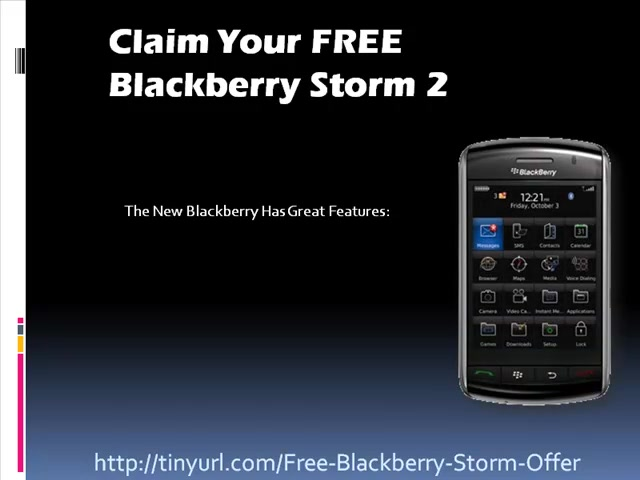 Free Videos For Your BlackBerry - RIMarkable