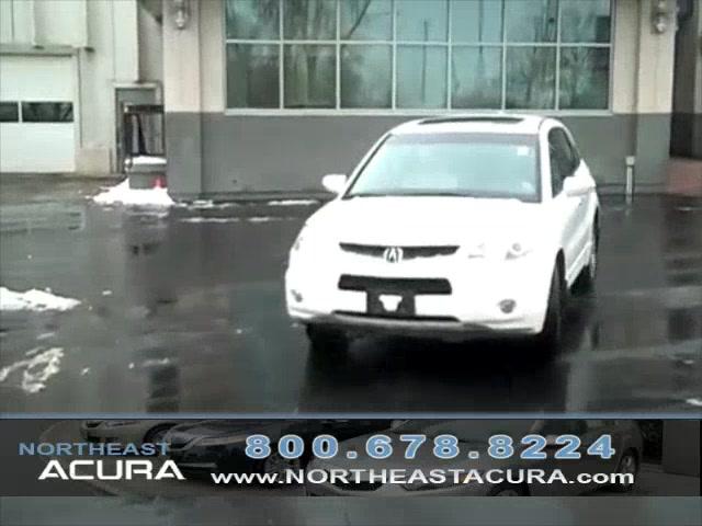 2007 Acura RDX: Northeast Acura- LATHAM ALBANY NY