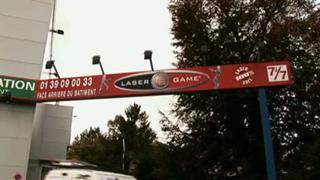 Laser Game - Salle de jeux et parcours de stratégie