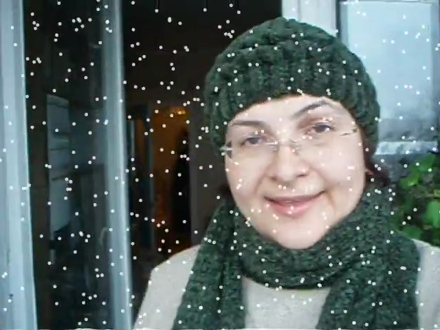 Hi From Snowy Russia