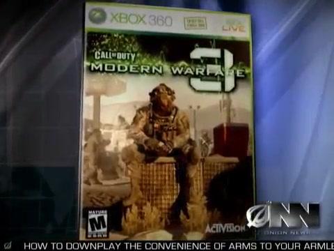 Call of Duty: Modern Warfare 3 - Sneak Preview