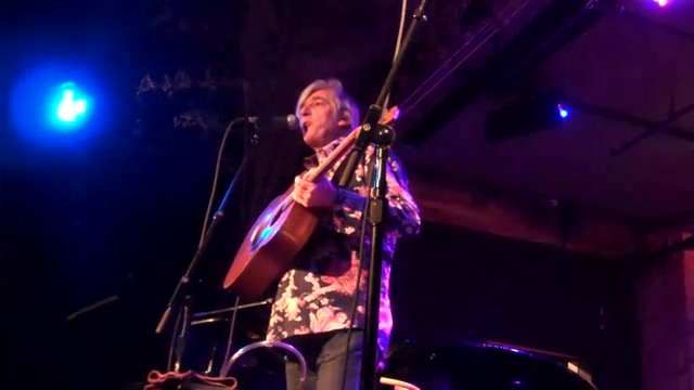 Only The Stones Remain - Robyn Hitchcock - City Winery
