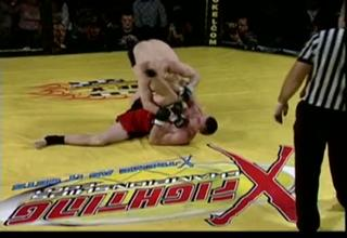 Jesse Brock vs Zach Skinner