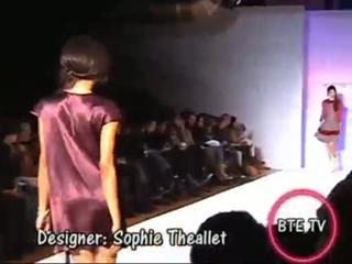 BTE TV covers Sophie Theallet at NY Fashion Week