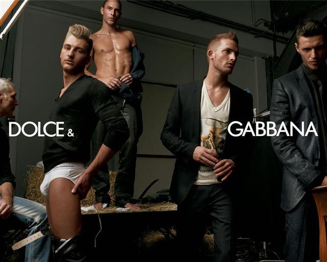 Dolce & Gabbana!