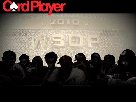 November Nine Set in 2010 WSOP Main Event