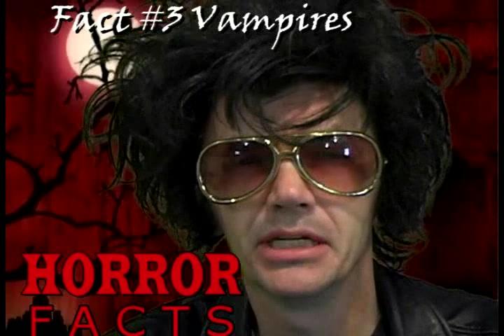 Horror Facts: Vampires
