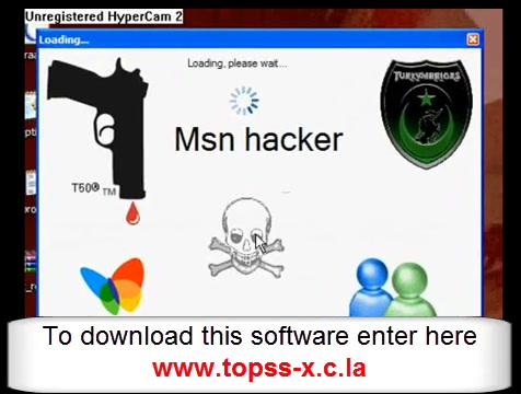bazooka hacker msn 2009