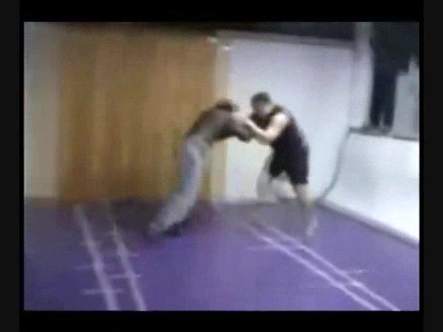 Street fighting with Kimbo SLice