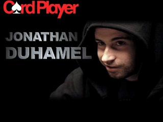 Meet The November Nine -- Chip Leader Jonathan Duhamel