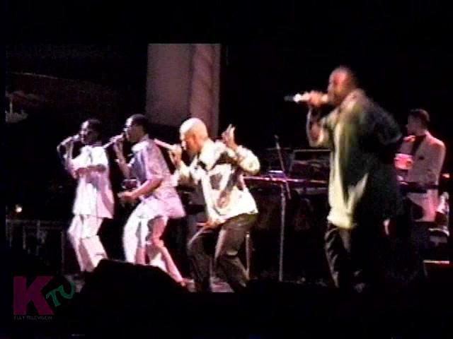 DRU HILL SHOWCASE TELL ME