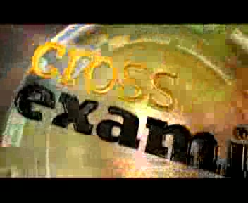 Cross Examine Trailer