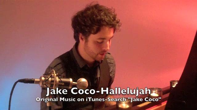 Jake Coco - Hallelujah (Piano)
