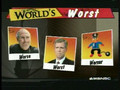 A couple of Worst People in the World Segments from Keith Olbermann