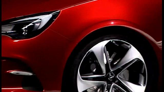 Weltpremiere: Der Opel GTC Paris