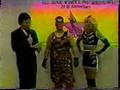 Aja Kong & Akira Hokuto vs Shinobu Kandori & Eagle Sawai