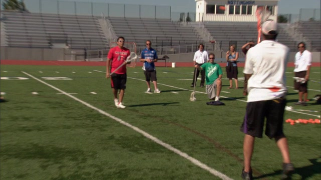Native American Sporting Tradition Lacrosse: NB3 Foundation