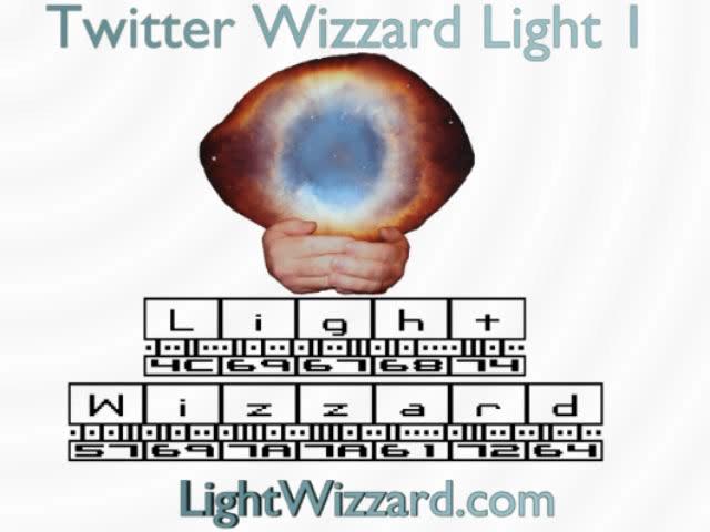 Twitter Wizzard Light 1