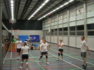 Volleyball-Turnier 3.11.2010 Hochschulsport Osnabrück