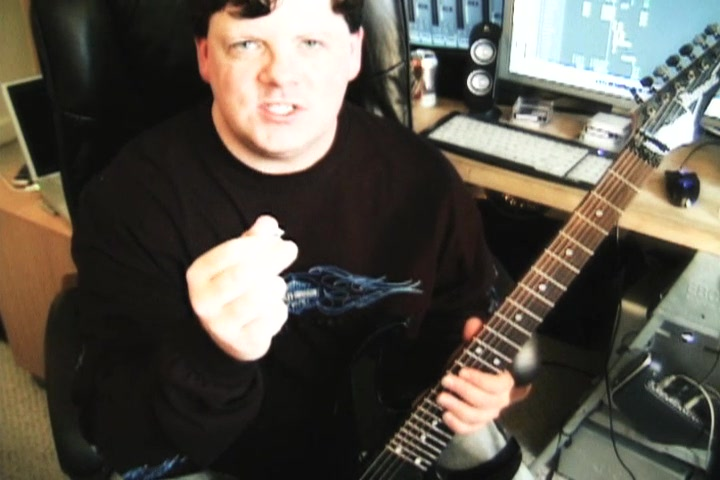 Alternate Picking From The Ground Up - LESSON #6