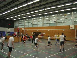 Volleyball-Turnier 15.Dezember 2010   Universität Osnabrück  www.uos.de  Zentrum für Hochschulsport ZfH  Weihnachtsturnier  ...