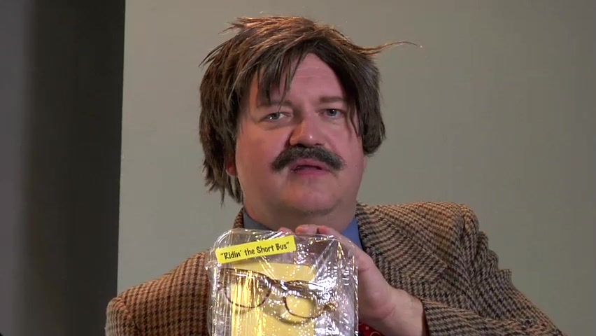 Invention with Brian Forbes The Comedy Is Hard Disguise Kit
