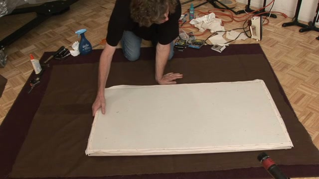 Make Your Own Acoustic Panels Video