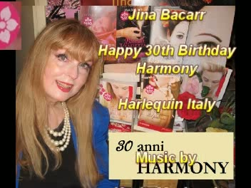Happy 30th Birthday to Harmony Italy (Harlequin)