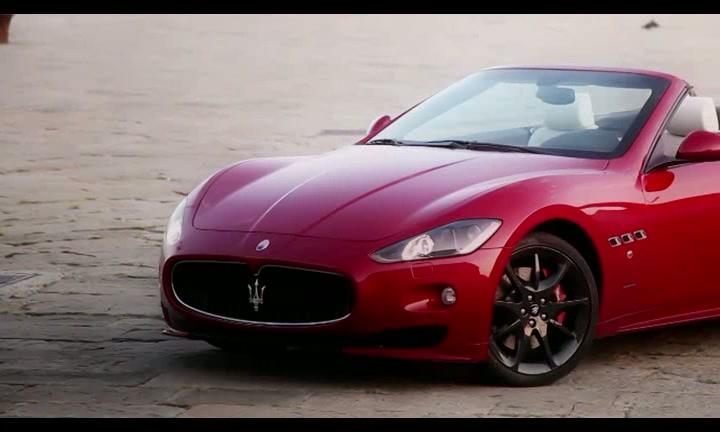 Maserati GranCabrio Sport: Epic Preview