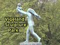Vigeland Sculpture Garden, Oslo, Norway
