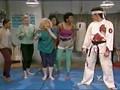 Jim Carey - Karate lessons