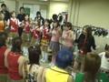 Dressing room exit of Osaka Welfare annuity Hall #02 [2005.01.16]