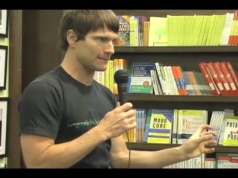 Whole Foods Market Health Lecture with Troy Casey