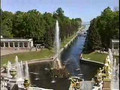 Glorious Fountains of Petrodvorets Palace, St Petersburg, Russia