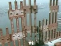 Construction of the WTC outer wall