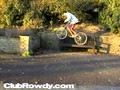 Pain to the max - bike jumping