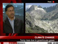 BBC Interviews Saleem Huq of the IPCC