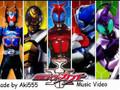 Kamen Rider Kabuto Music Video -FULL FORCE-