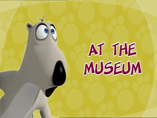 BERNARD - AT THE MUSEUM
