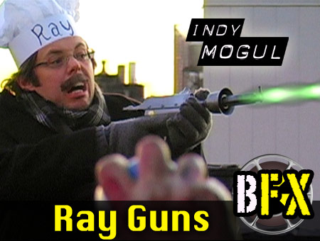 Retro Ray Guns